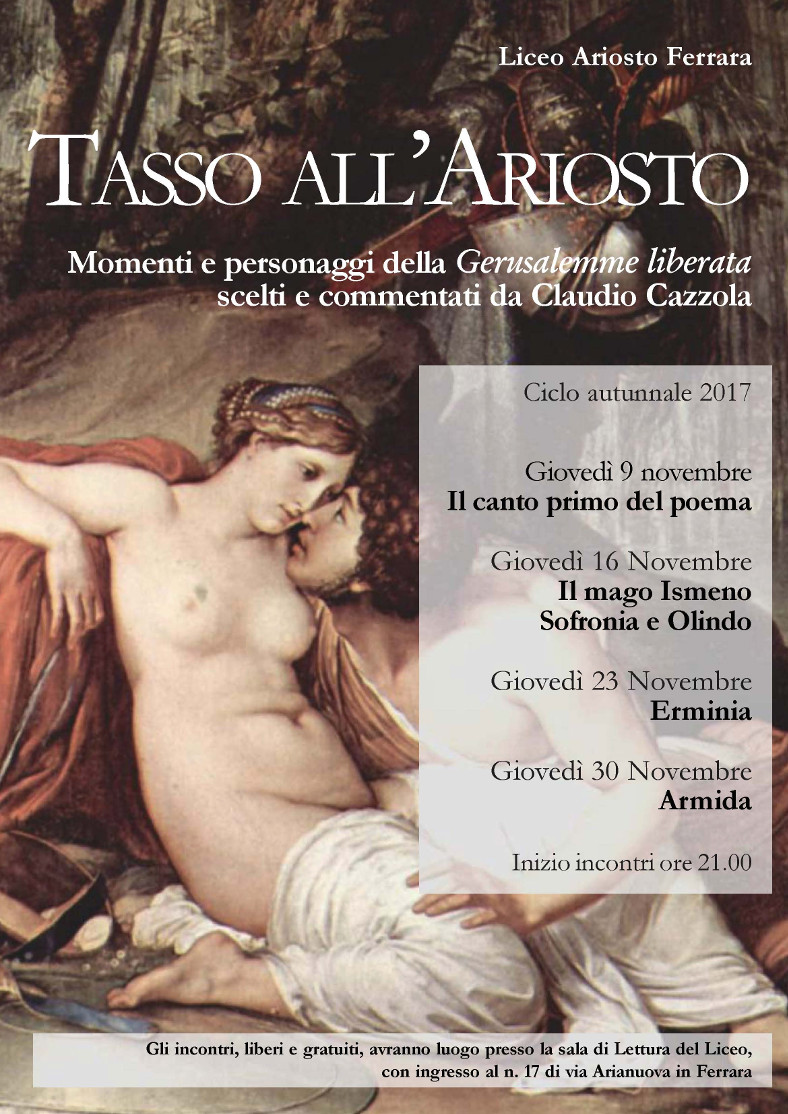 Tasso all'Ariosto