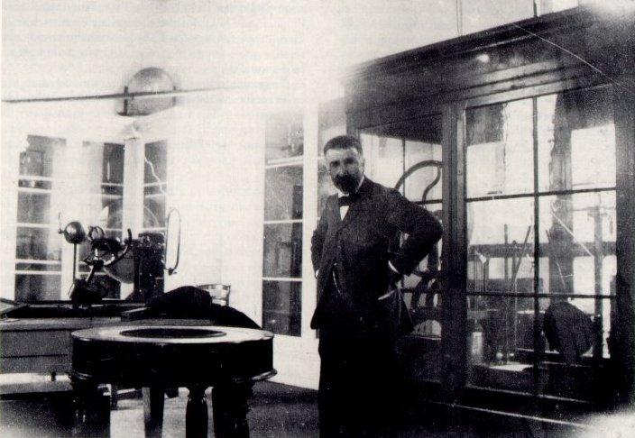 L'antico Gabinetto di Fisica del Liceo (1860-1924)